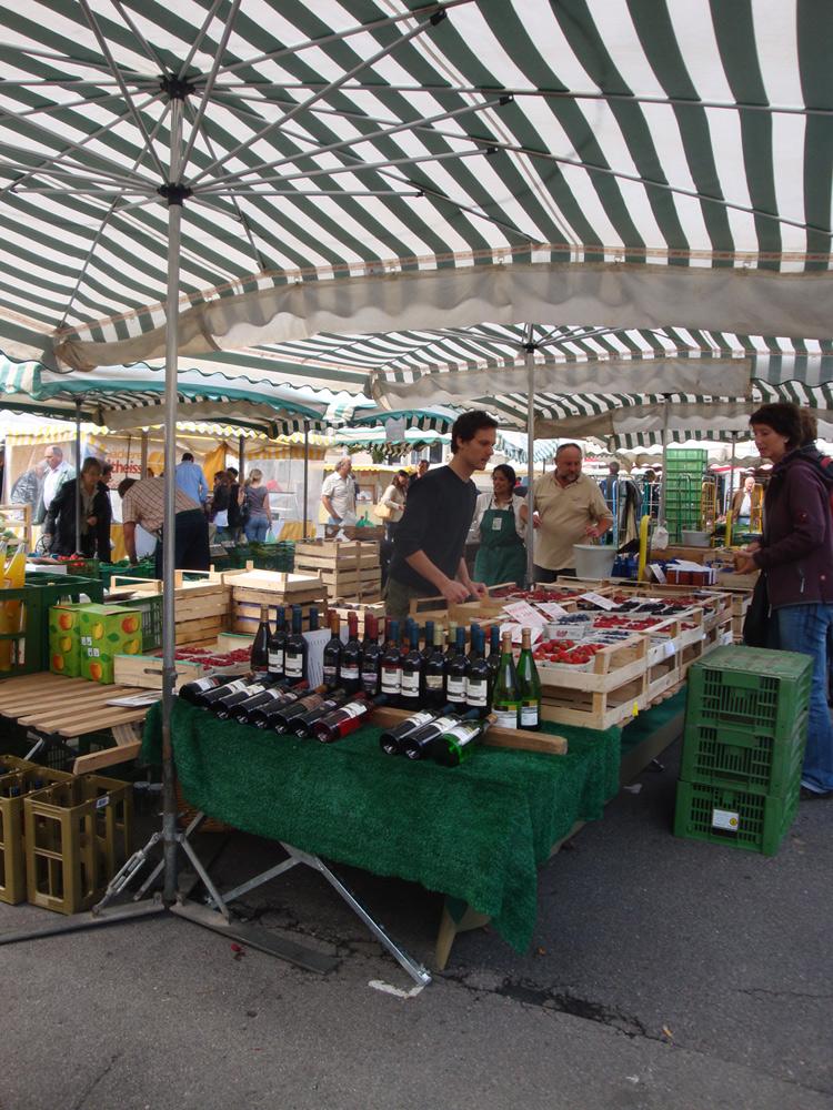 Market Stall Umbrellas